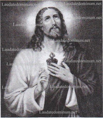 Picture of Sacred Heart of Jesus